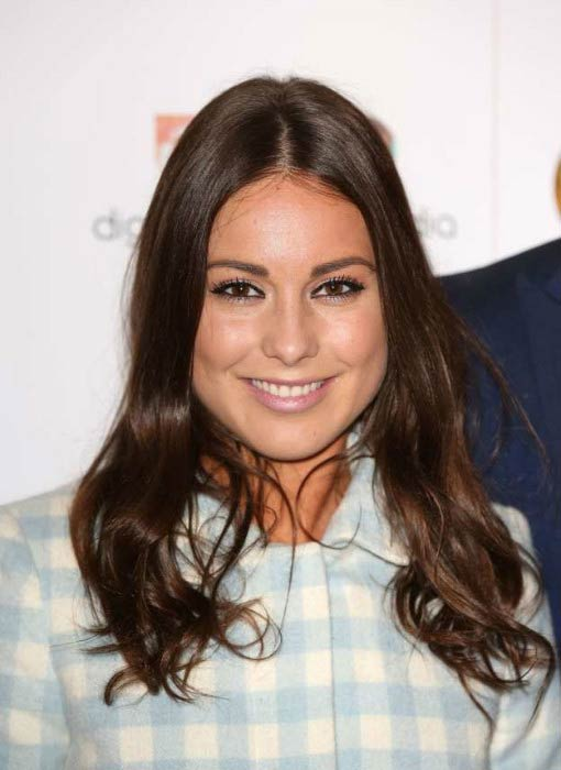 Louise Thompson at the DCM Tuesdays Exclusive Screening of Cinderella in May 2015