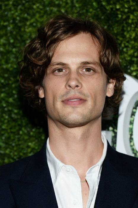 Matthew Gray Gubler at the CBS, CW, Showtime Summer TCA Party in August 2016