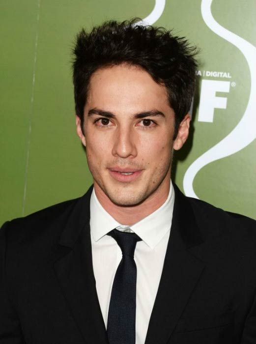 Michael Trevino at the Variety & Women In Film Pre-Emmy Event in September 2013