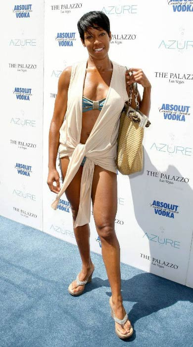 Regina King at the Palazzo Resort Hotel and Casino event in August 2009