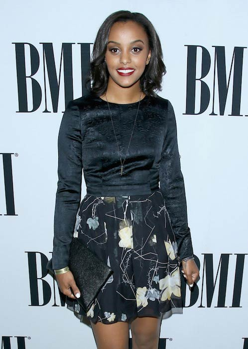 Ruth B during the 2016 Annual BMI Pop Awards