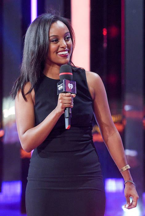 Ruth B during the 2016 iHeartRADIO MuchMusic Video Awards
