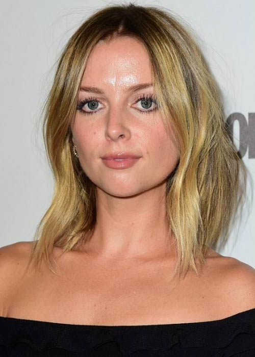 Ruth Kearney at the Cosmopolitan's 50th Birthday Celebration in October 2015 in West Hollywood, California