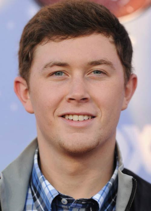 Scotty McCreery at the American Country Awards in December 2013