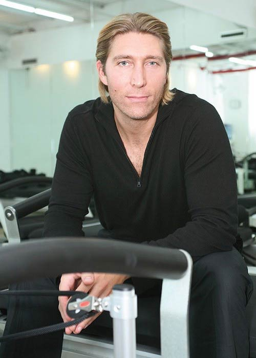 Sebastien Lagree celebrity trainer