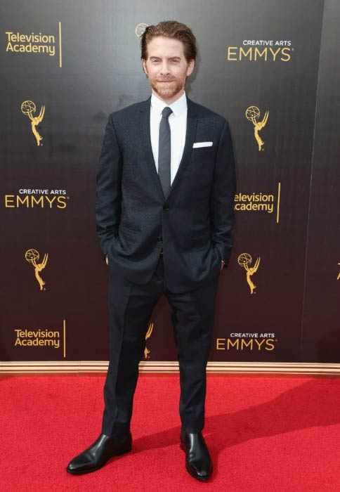 Seth Green at the Creative Arts Emmy Awards in September 2016