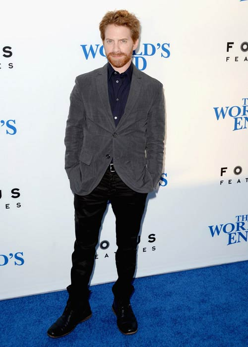 Seth Green at the premiere of Focus Features' The World's End in August 2013