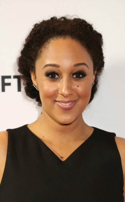 Tamera Mowry at the A Celebration of Journalism Party in April 2016