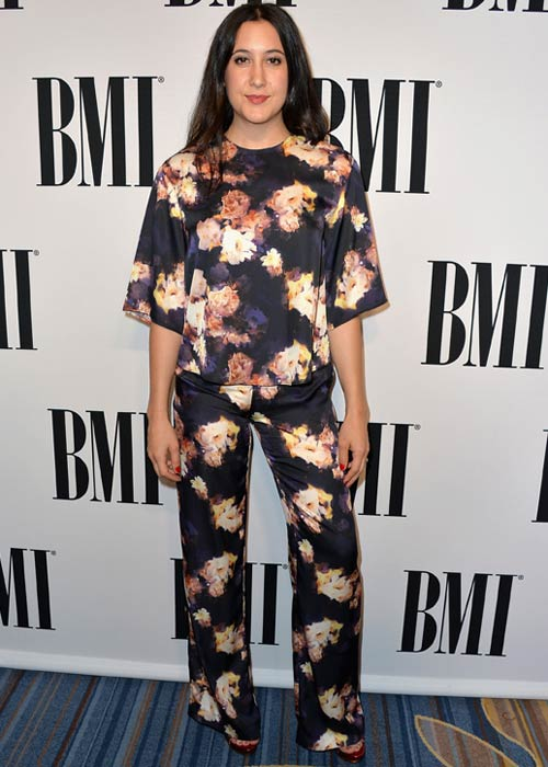 Vanessa Carlton at the 62nd annual BMI Pop Awards in May 2014