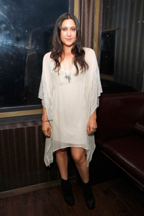 Vanessa Carlton at the ExactTarget Plus Party in June 2012