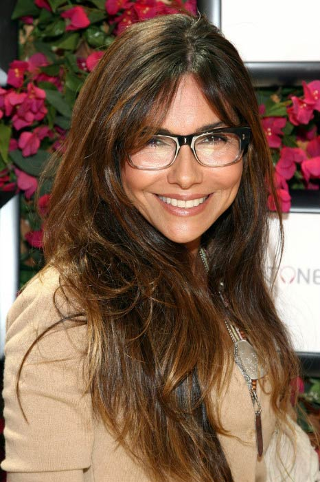 Vanessa Marcil at the GBK Productions Luxury Lounge in August 2014