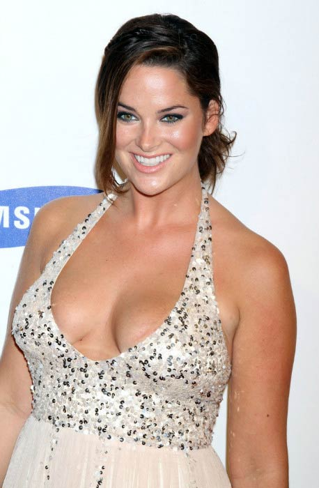 Whitney Thompson at the Samsung Hope for Children gala in June 2011