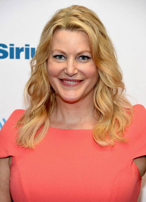 Anna Gunn at the SiriusXM Radio Event in July 2016