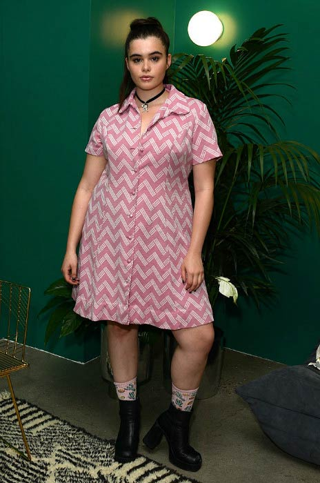 Barbie Ferreira at the Lexus Lounge At MADE event in September 2016