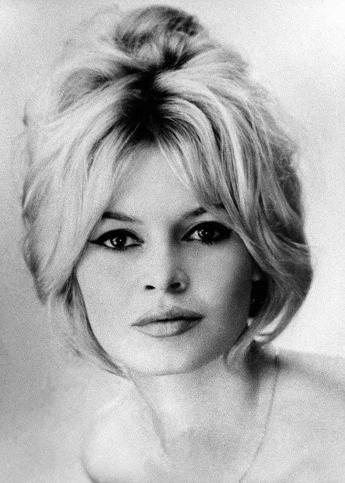 Brigitte Bardot in a file picture