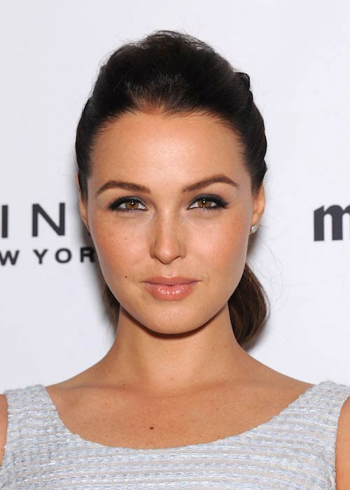 Camilla Luddington at Marie Claire's Fresh Faces party at Soho House, West Hollywood in April 2014