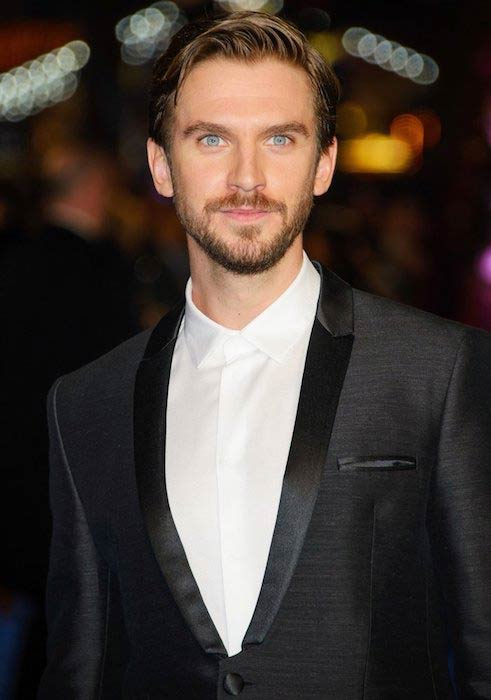 Dan Stevens at the London premiere of Night at the Museum: Secret of the Tomb in December 2014