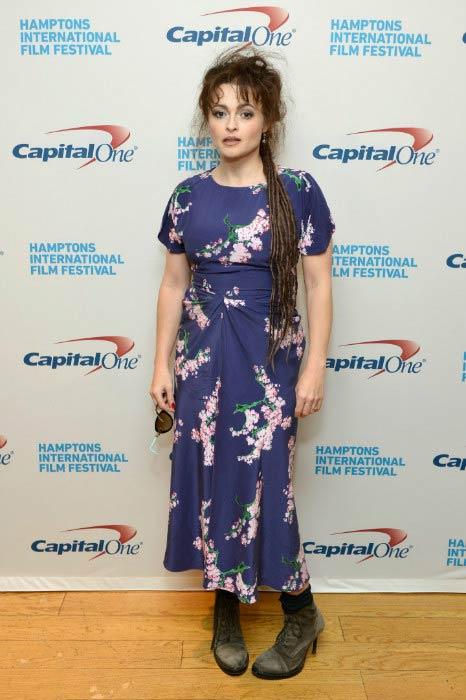 Helena Bonham Carter at the 2013 Hamptons International Film Festival