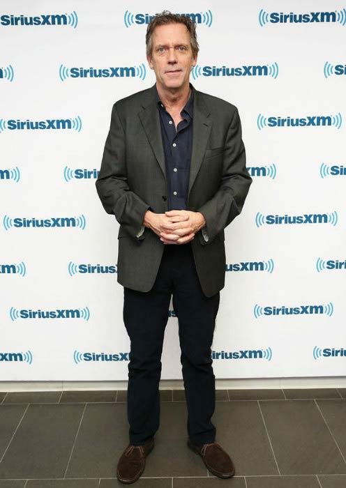 Hugh Laurie Height Wei...