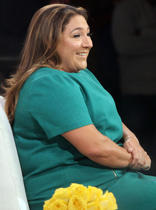 Jo Frost before weight loss
