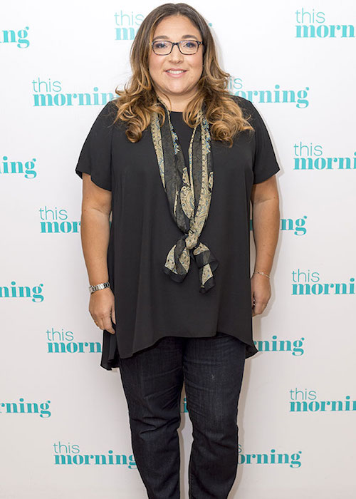 Jo Frost post weight loss