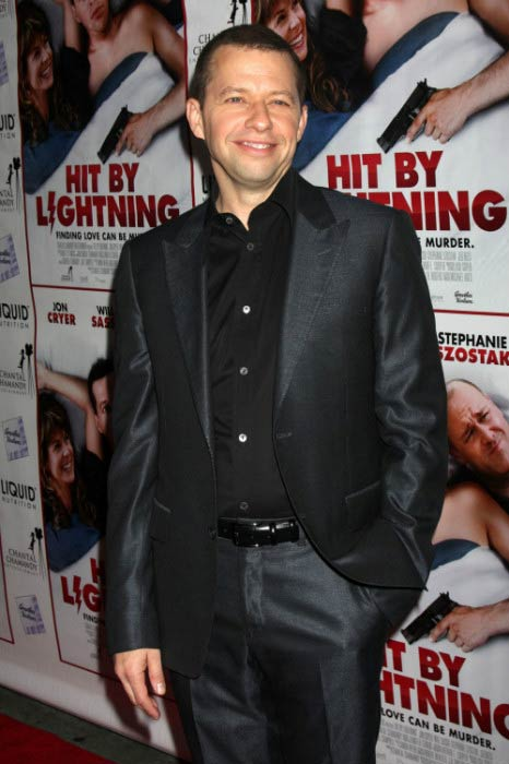 Jon Cryer at the premiere of Hit By Lightning in October 2014