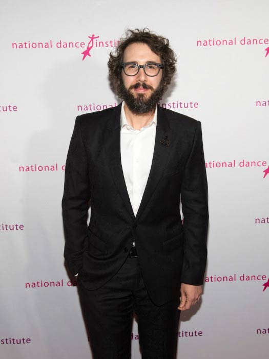 Josh Groban at the National Dance Institute (NDI) Annual Gala in April 2017