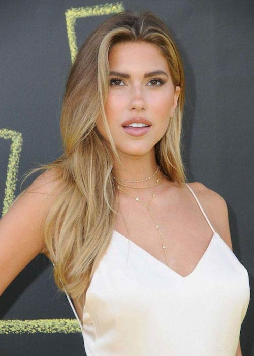 Kara Del Toro at National Geographic's Genius Premiere in April 2017
