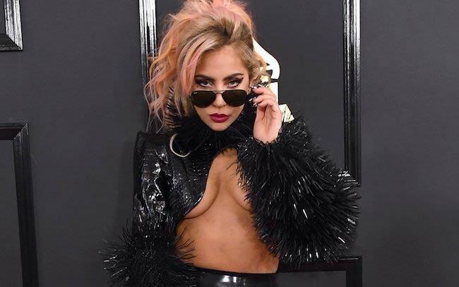 Lady Gaga at Grammy Awards 2017