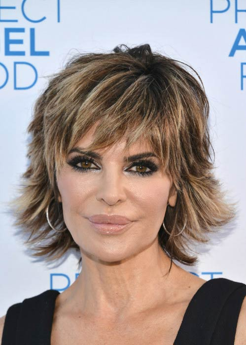 Lisa Rinna at the Project Angel Food's Angel Awards in September 2016