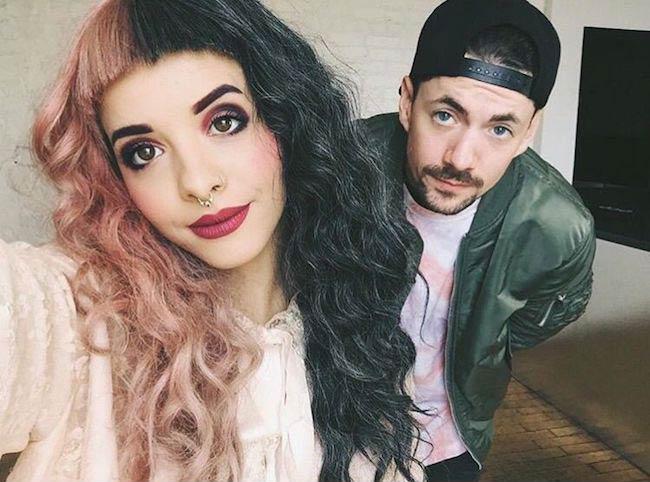 Melanie Martinez boyfriend Michael Keenan
