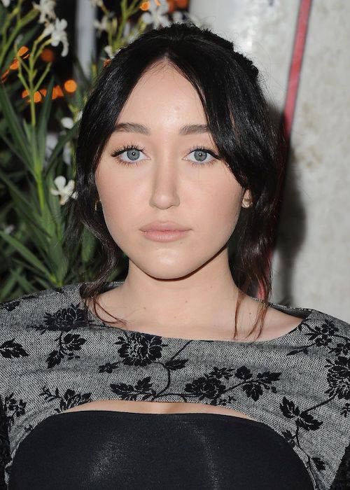 Noah Cyrus during the 2017 Teen Vogue Young Hollywood Party