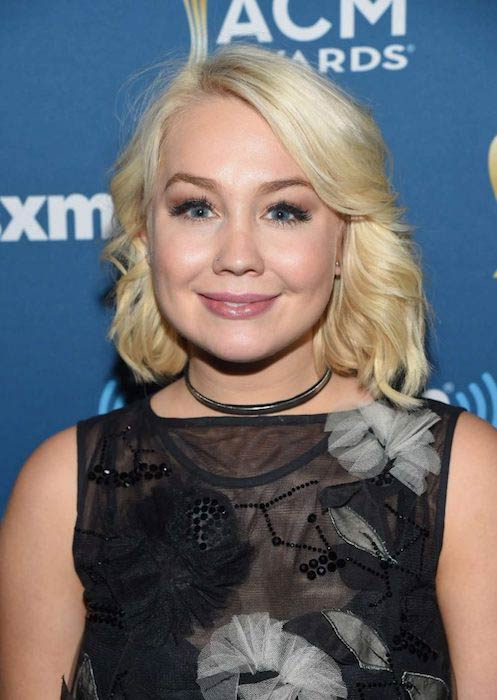 RaeLynn at SiriusXM's The Highway Channel broadcasting in April 2017