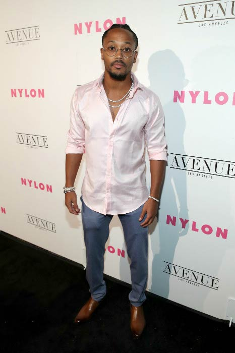 Romeo Miller at the NYLON Young Hollywood Party in May 2017