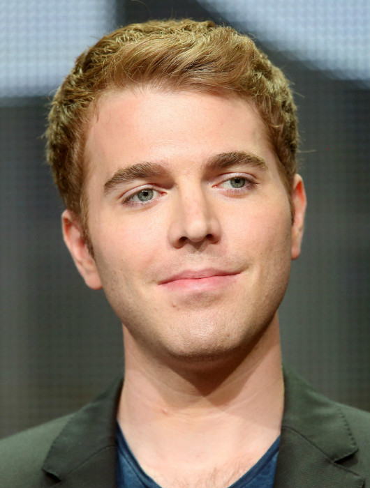 Shane Dawson at the panel discussion during Summer Television Critics Association event in July 2014