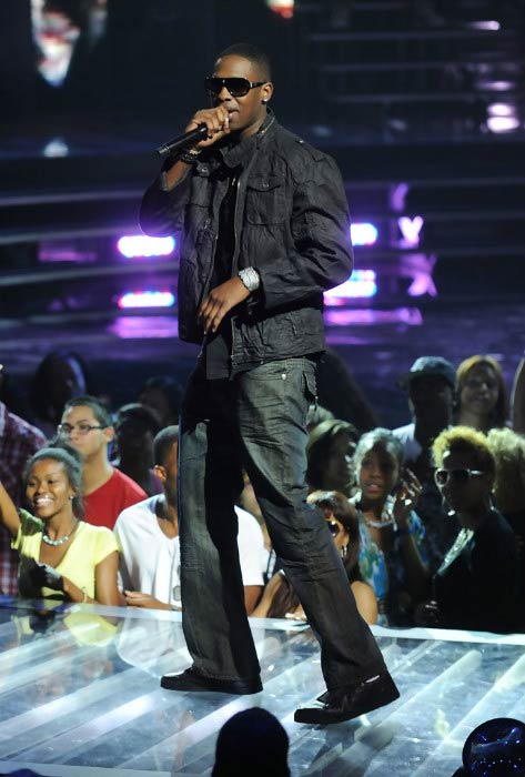 Silkk the Shocker at the Vh1 Hip Hop Honors Show in June 2010