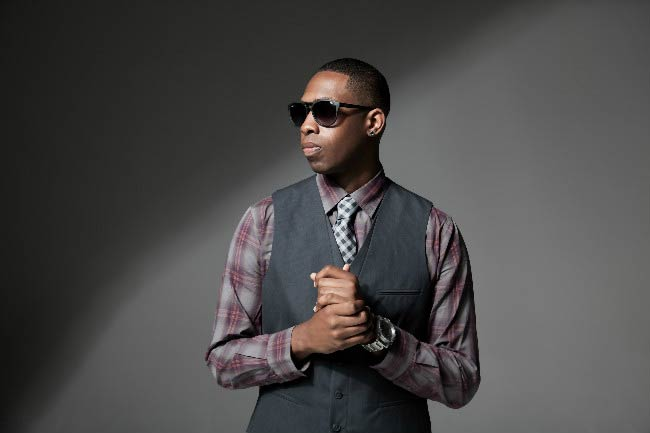 Silkk the Shocker poses for a photoshoot done in 2014