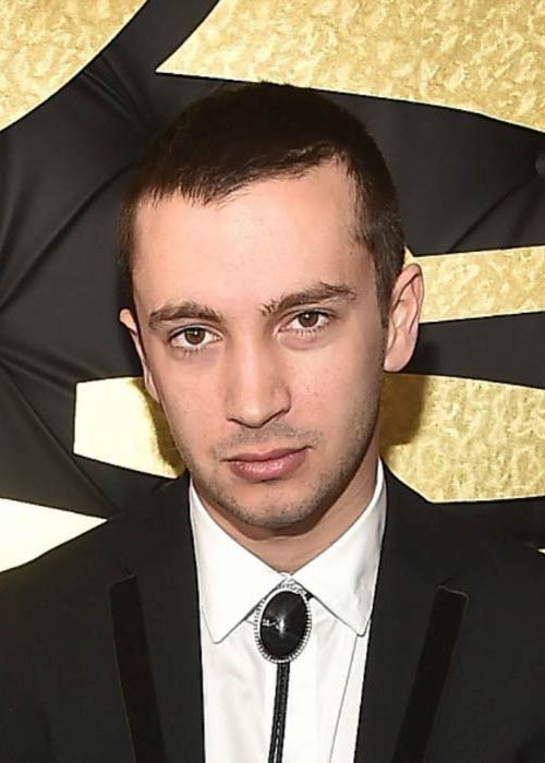 Tyler Joseph at the 59th GRAMMY Awards in February 2017