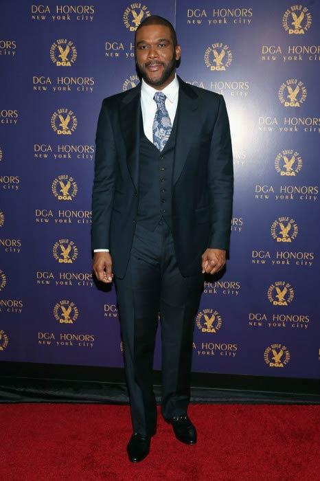 Tyler Perry at the DGA Honors 2015 Gala