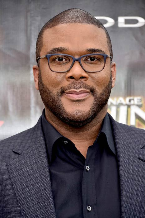 Tyler Perry at the Teenage Mutant Ninja Turtles: Out Of The Shadows World Premiere in May 2016