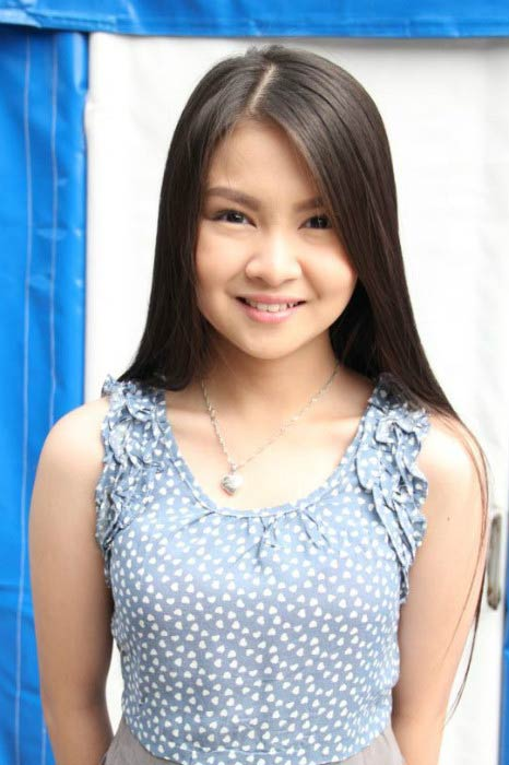 Barbie Forteza at a public event in 2016