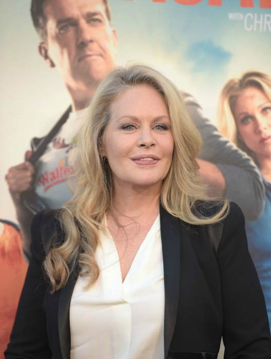 Beverly D'Angelo at the premiere of Warner Bros. Vacation in July 2015