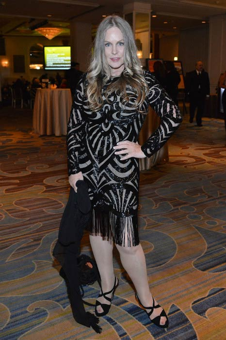 Beverly D'Angelo at the Midnight Mission's 100 Year Anniversary Golden Heart Gala in September 2014