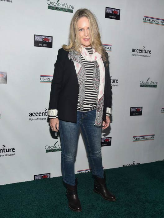 Beverly D'Angelo at the US-Ireland Aliiance's Oscar Wilde Awards event in February 2015