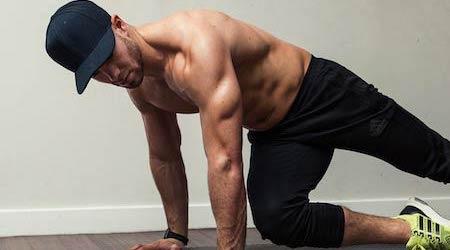 Bradley Simmonds Workout and Diet Plan