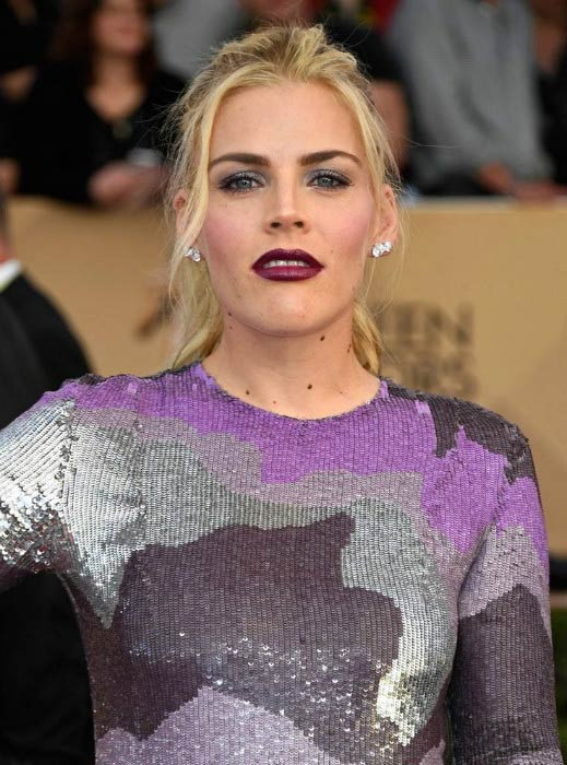 Busy Philipps at the 2017 Screen Actors Guild Awards