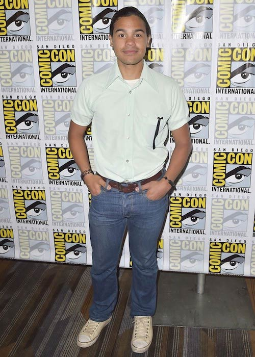 Carlos Valdes at 2016 San Diego Convention Center for Comic-Con International