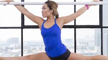 American Social Media Fitness Entrepreneur Cassey Ho Fitness Tips