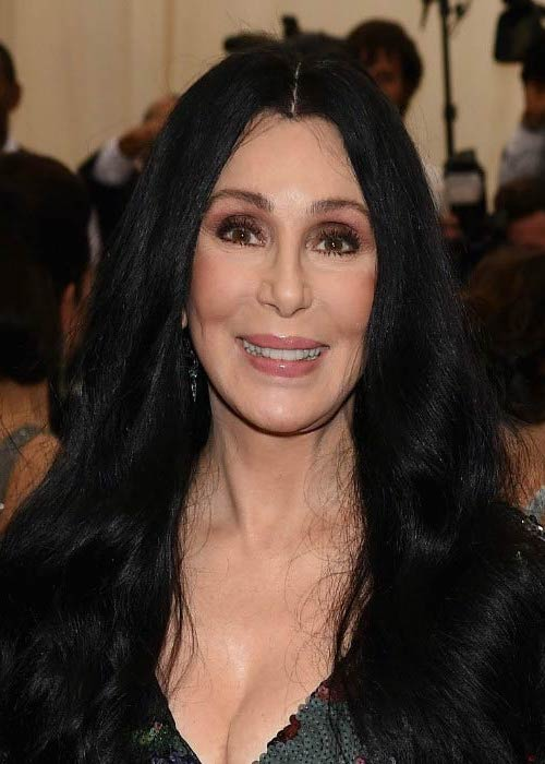 Cher at the China: Through The Looking Glass Costume Institute Benefit Gala in May 2015