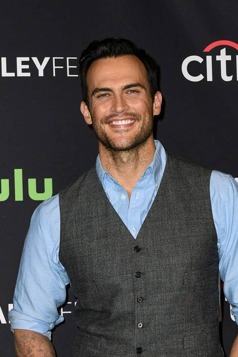 Cheyenne Jackson at the Media's 33rd Annual PaleyFest Los Angeles in March 2016